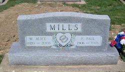 M. Alice Mills