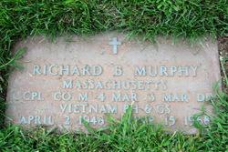 LCPL Richard Brian Murphy