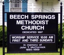 Beech Spring Cemetery