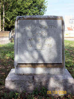 Loula <I>Newton</I> Cross