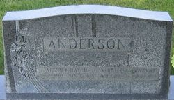 Afton Lucinda <I>Hatch</I> Anderson