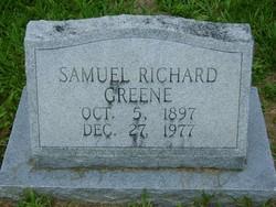 Samuel Richard Greene