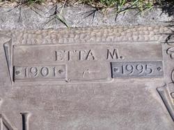 Etta May <I>Finn</I> Cain