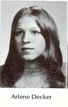 Arlene S <I>Decker</I> Brenamen