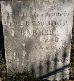 Solomon P. Barber