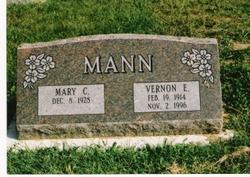 Vernon Edward Mann