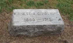 Ernest A C Potwine