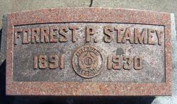 Forrest P. Stamey