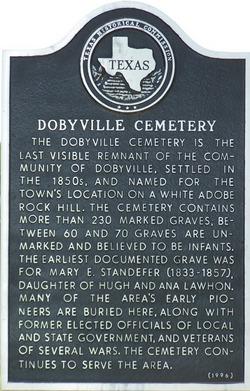 Dobyville Cemetery