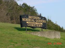 Davidson Memorial Gardens