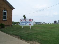 New Life Evangelical Lutheran Church Cemetery