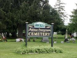 Fabius Evergreen Cemetery