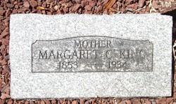Margaret Catherine <I>Case</I> King