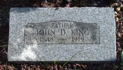 John Dillard King