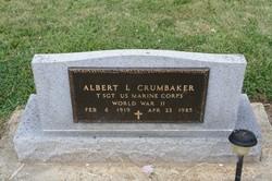 "Albert Laverne ""Bud"" Crumbaker"