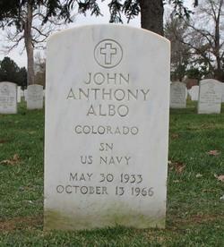 John Anthony Albo