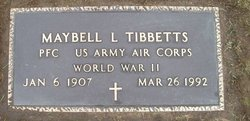 Maybell L Tibbetts
