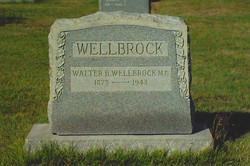 Walter B Wellbrock MD