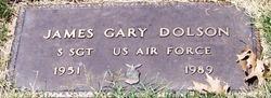 """Sgt James Gary """"Gary"""" Dolson"""