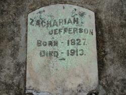 Zachariah Jefferson