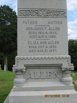 Eliza Ann Allen
