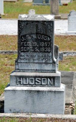 """James Sampson """"Samps"""" Hudson"""