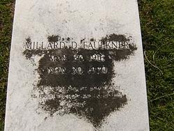 Millard Dorsey Faulkner