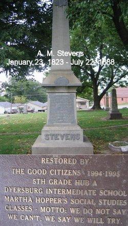 Albert Mack Stevens
