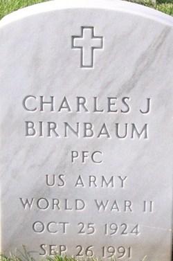 Charles J Birnbaum