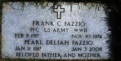 Frank C Fazzio
