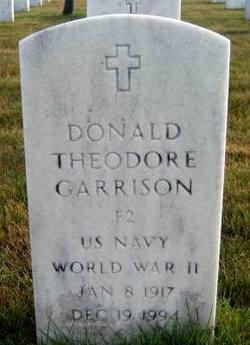 Donald Theodore Garrison