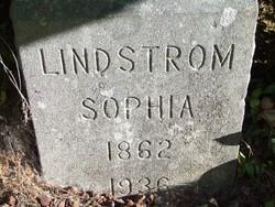 Sophia <I>Olson</I> Lindstrom