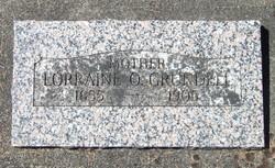 """Lorraine O. """"Laura"""" <I>Case</I> Grundell"""