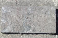 George A. Plummer