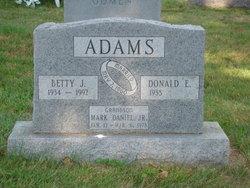 Mark Daniel Adams Jr.