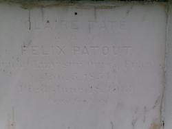 Claire <I>Taté</I> Patout
