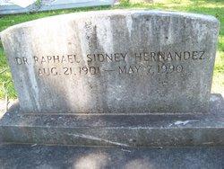 Dr Raphael Sidney Hernandez