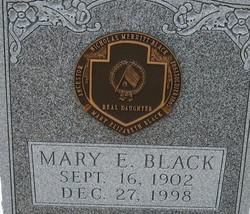 Mary Elizabeth Black