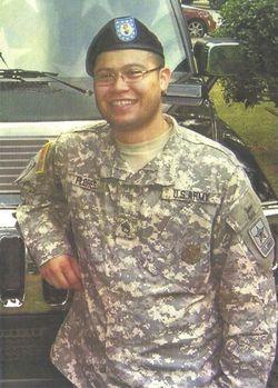 Larry Gabriel Flores, Jr