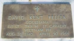 1LT David Kent Feller