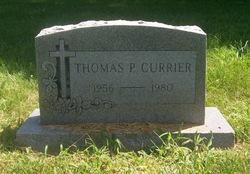 Thomas P. Currier