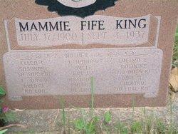 Mammie <I>Fife</I> King
