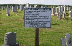 Welsh Run Brethren Church Cemetery