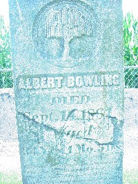 Albert Richard Bowling