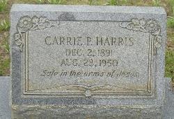 Carrie Leona <I>Pierce</I> Harris
