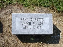 Benjamin Robert Batts