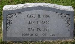 Carl Henry King