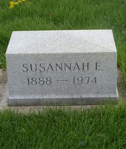 Susannah E <I>McGilliard</I> Wren