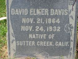 David Elmer Davis