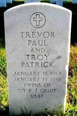 Troy Patrick Cruit